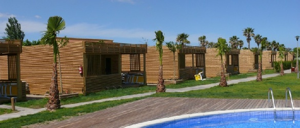 Camping la ballena alegre costa brava camping en sant - Campings de lujo en espana ...