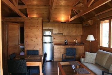 Playa montroig camping resort camping en mont roig del - Camping interior tarragona ...