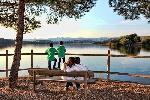 Lake Caspe Camping Camping Lake Caspe Camping