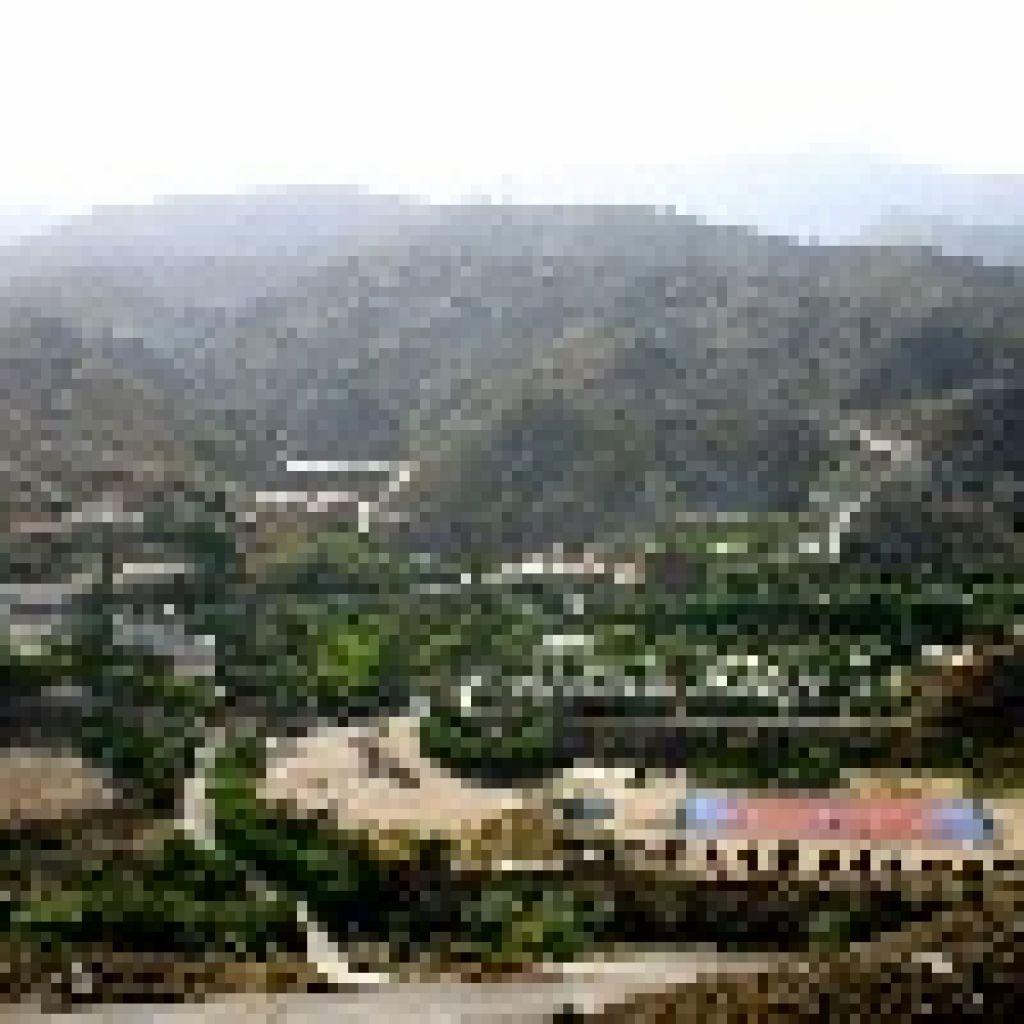 camping y bungalows cueva negra - camping en mojácar - almería