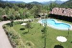 Camping de La Vall de Bianya - Camping y bungalows en La Vall de Bianya - Girona