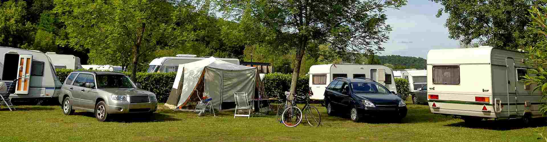 Campings y bungalows en Canyelles