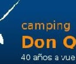 Camping o bungalow Camping Don Quijote