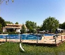 Camping o bungalow Camping Los Arenales Almagro