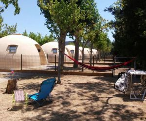 Camping o bungalow Camping Relax-GE